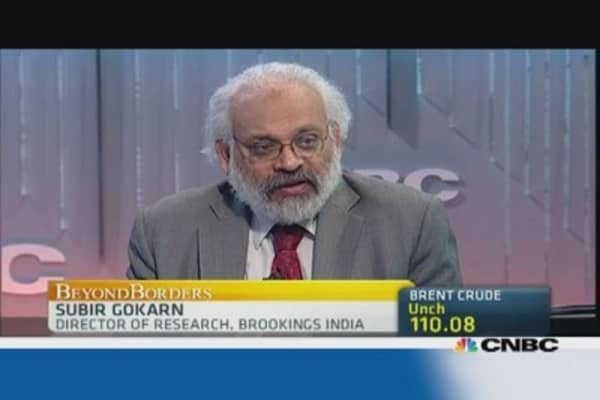Subir Gokarn on India's ability to bite the reform bullet