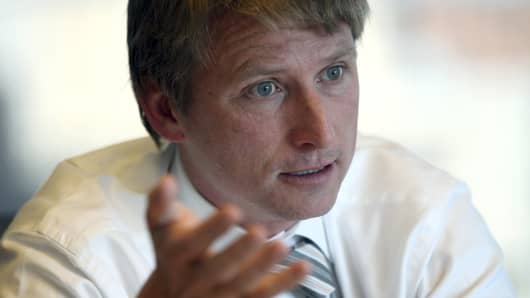 Jonathan Bush, co-founder, chairman and chief executive officer of athenahealth.
