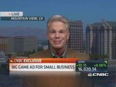 Intuit CEO: Have very strong small business sector