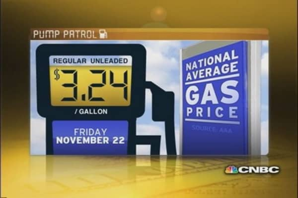 Where can you find the cheapest gas?