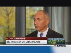 Novartis: Will  wait-and-see on Obamacare