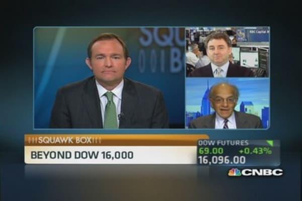 Bull market not over yet: Siegel