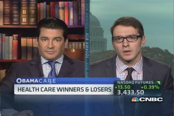 Young people see 'sticker shock': Pro on Obamacare