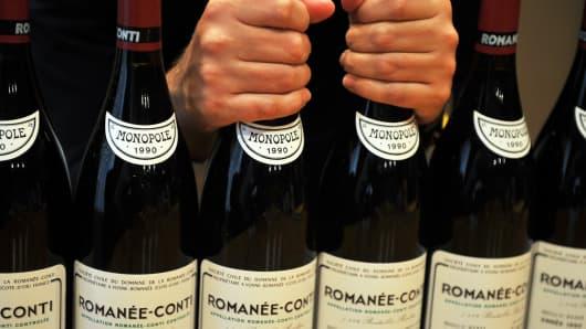 Romanée-Conti, vintage 1990