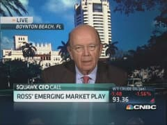 Art world overheating: Wilbur Ross