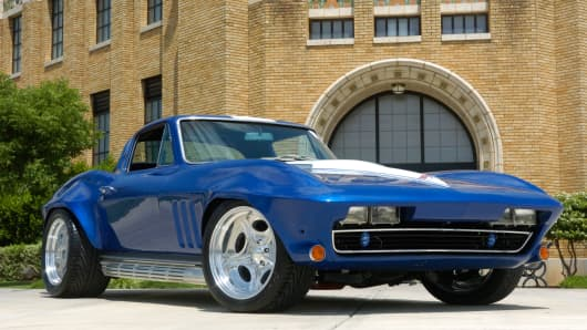 1965 Chevrolet Corvette Custom Big Block Coupe