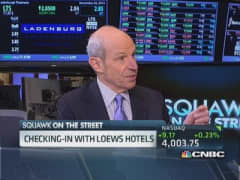 Loews Hotels Chair: Reinvesting in existing hotels