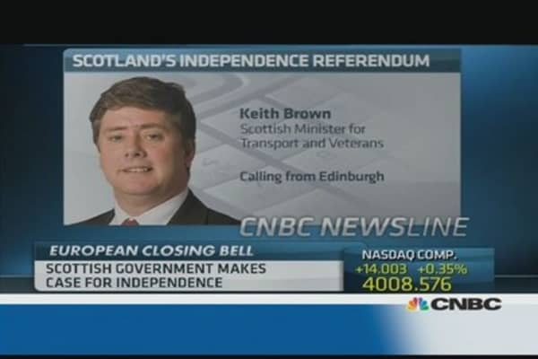 Scotland will be better off than UK: MP