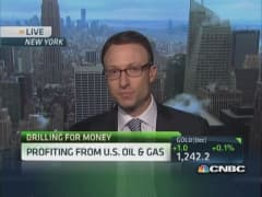 Profiting from US oil and gas?