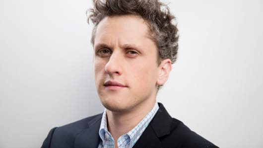 Aaron Levie is chief executive of billion-dollar, cloud-computing company Box, which he launched in a dorm room and today has more than 900 employees around the world.