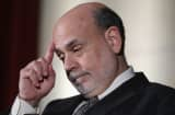 Federal Reserve Bank Chairman Ben Bernanke, November 19, 2013.