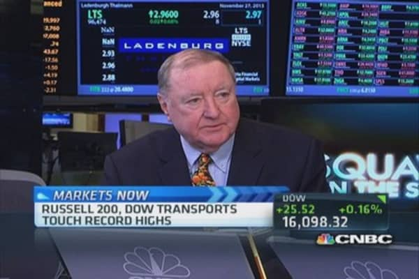 Cashin: Taper not priced into market