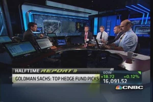 Hedge fund 'VIP' list