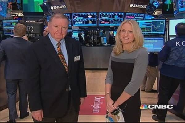 Cashin says: Watch market close selling