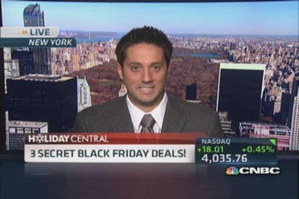 Secret Black Friday deals