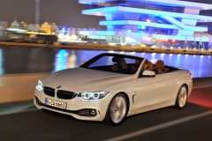 Luxury cars are tall riders on Black Friday