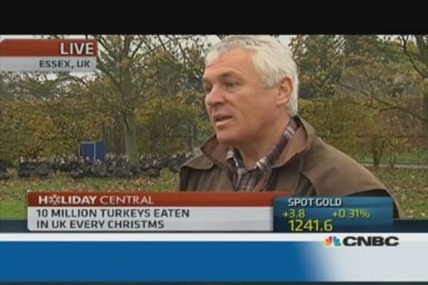 'People are treating themselves': Kelly Turkey Farms
