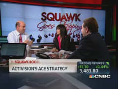 Activision CEO: Parents must take responsibility