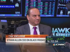 Discount have lost credibility: Ethan Allen CEO