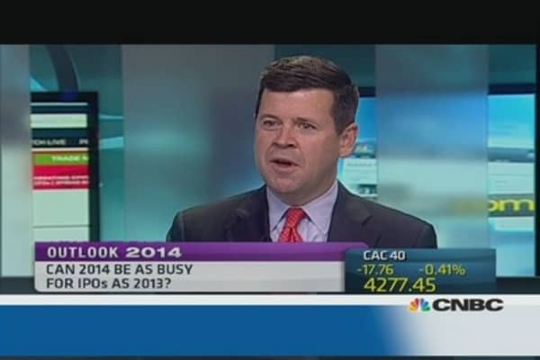2014 will be 'strong year' for IPOs