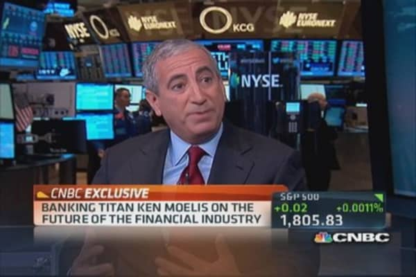 Moelis: M&A on long, slow & steady improvement