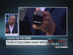 Qualcomm launches Toq smartwatch