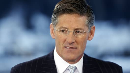 Michael Corbat, CEO fo Citigroup Inc.