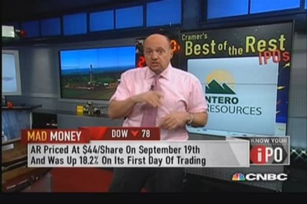 Cramer's IPO picks: AR, NCLH, PF & more