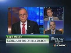 Capitalism and the Catholic Church