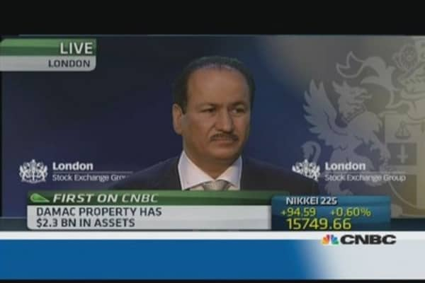 More demand than supply in Dubai property: DAMAC CEO