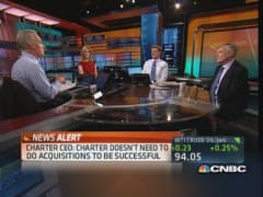 Will Charter bid for Time Warner Cable?
