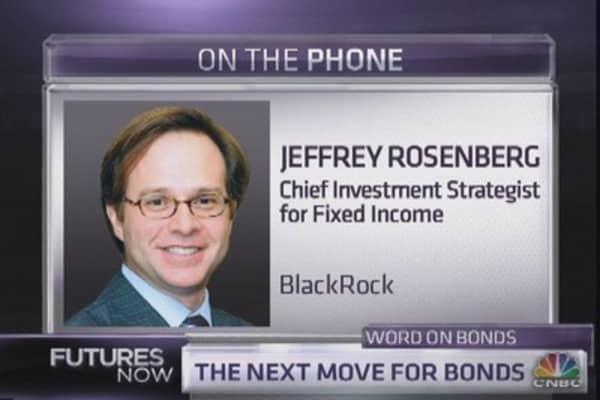 BlackRock's bond guru: Stocks looks better than bonds