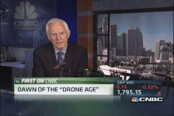 Dawn of the 'drone age'