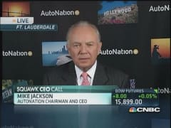 AutoNation scores big on Black Friday