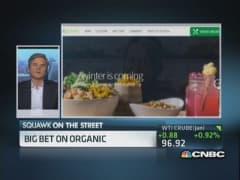 Steve Case bets big on organic