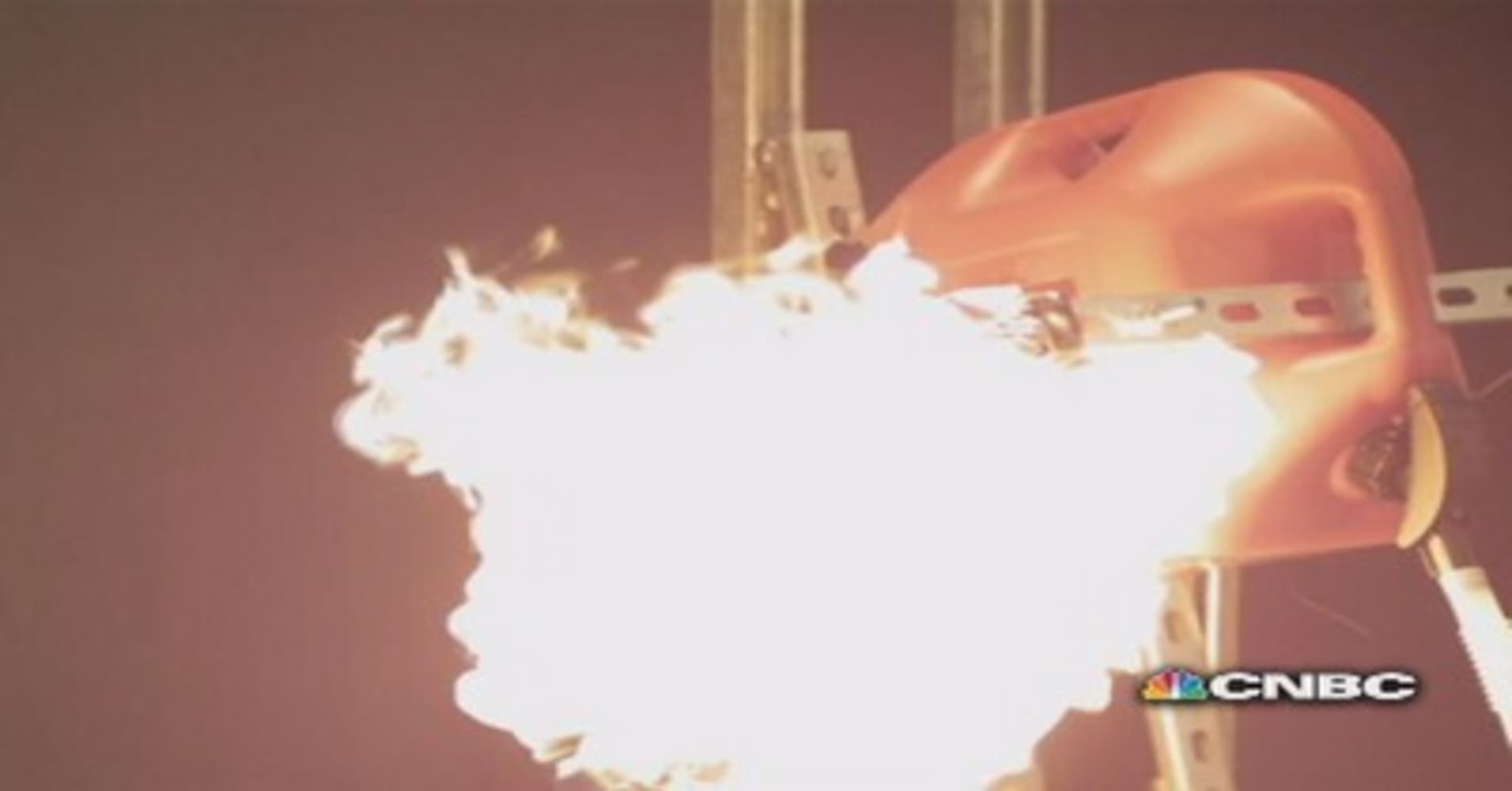 warning scientists say gas cans carry risk of explosion