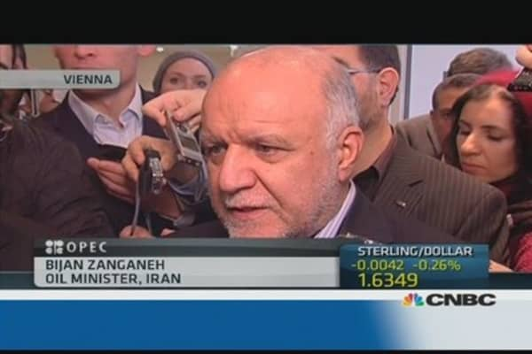OPEC will help Iran re-enter market: Oil minister