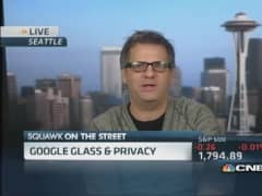 Cafe says 'no' to Google glass