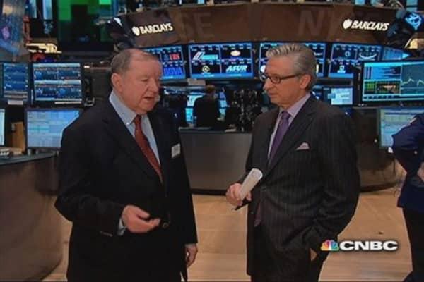 Cashin says: Colliding economic data bizarre