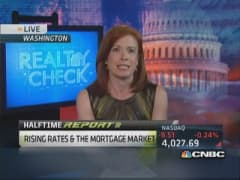Rising rates & the mortgage market