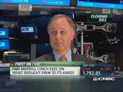 People don't understand what made Merrill Lynch great: Fmr. Exec