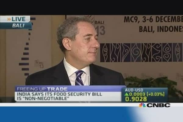 Food security cannot come at global cost: Froman