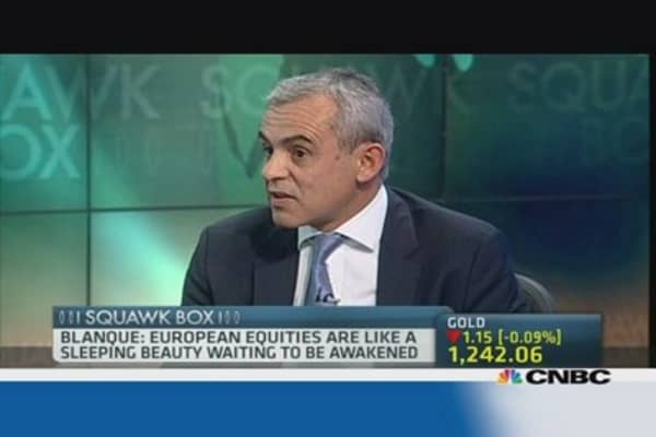 Amundi: 'Europe is a sleeping beauty'