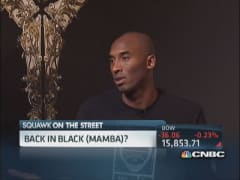 Kobe Bryant: NBA star, business man