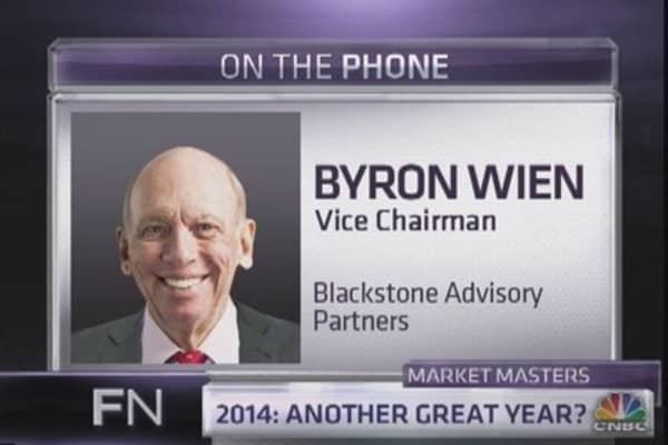 Byron Wien: Why I got stocks and gold wrong this year
