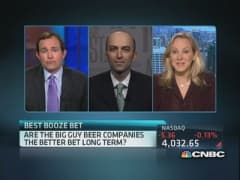 'Big beer' under pressure: Analyst