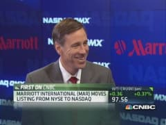 Marriott's exchange move