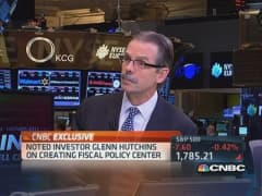Investor Hutchins: Building something unique and important