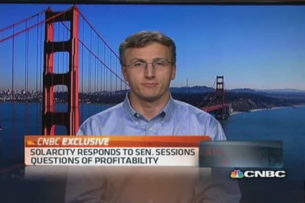 Tesla battery pack safest in world: Solarcity CEO