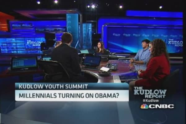 Youth summit: Millennials on Obama